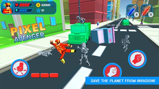 Pixel Avenger  screenshots 2