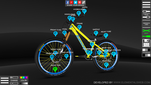 Bike 3D Configurator 1.6.8 screenshots 7