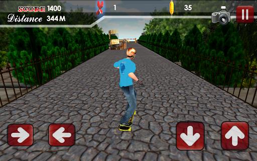玩免費動作APP|下載Skateboard Simulator app不用錢|硬是要APP