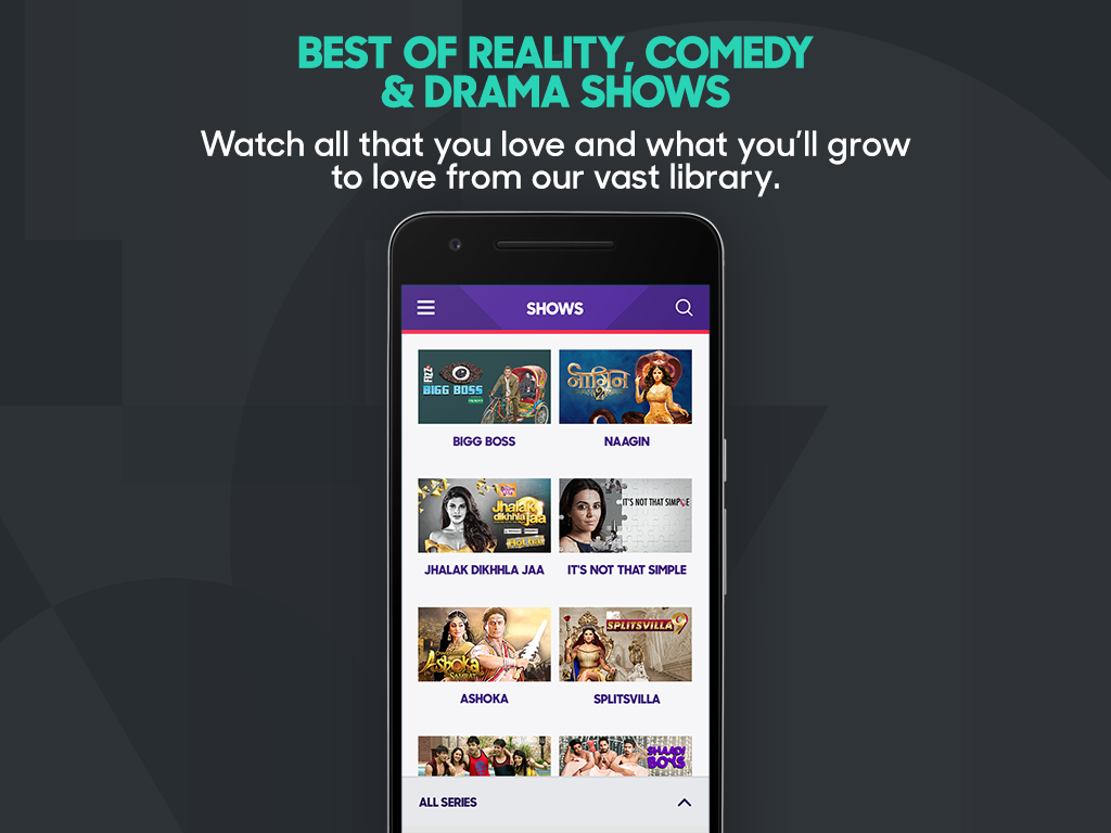 Voot TV Shows Movies Cartoons- screenshot