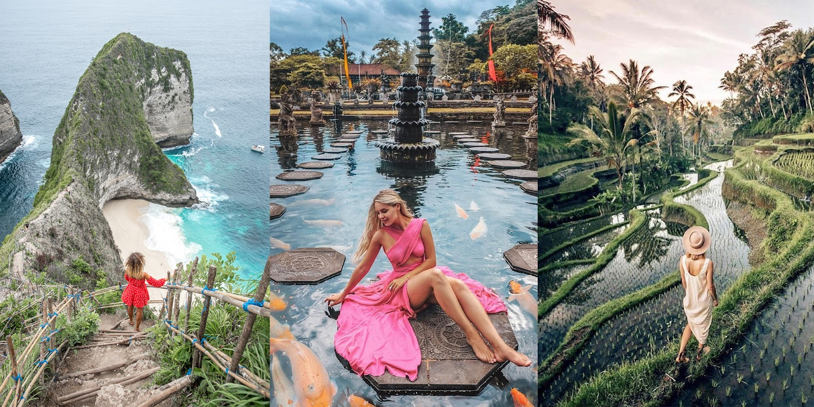 Бали - уникальный отдых на острове тысячи храмов