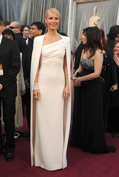 Photo: HOLLYWOOD, CA - FEBRUARY 26:  Actress Gwyneth Paltrow in Tom Ford arrives at the 84th Annual Academy Awards held at the Hollywood & Highland Center on February 26, 2012 in Hollywood, California.  (Photo by Steve Granitz/WireImage)