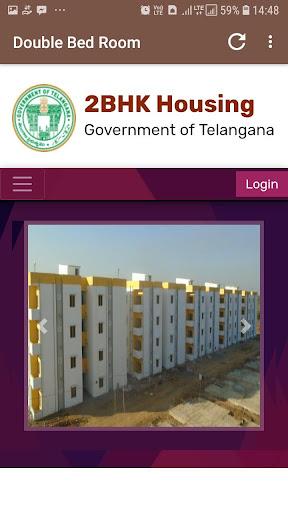 Double Bed Room || Scheme || Telangana State screenshot 6