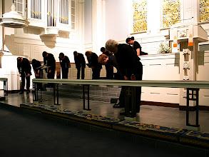 Photo: April 2004: Brumel / Pärt Masses