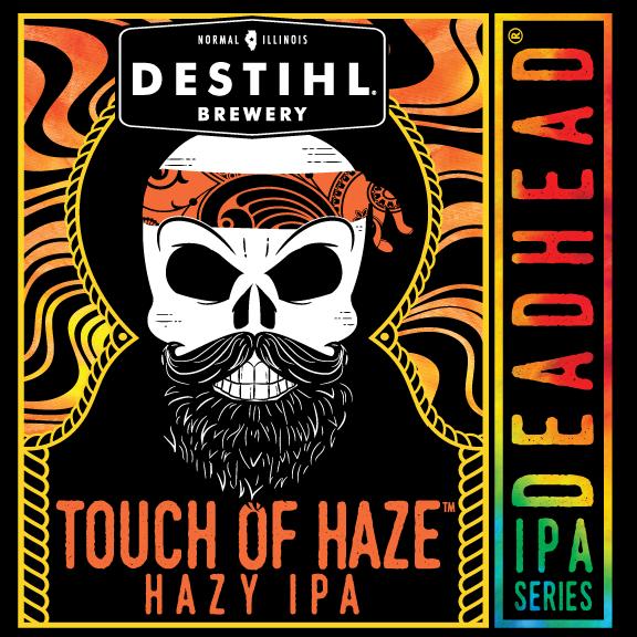 Logo of DESTIHL Deadhead IPA Series: Touch Of Haze