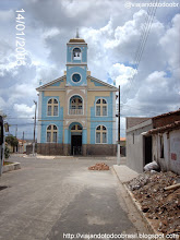 Photo: Aquidabã - Igreja Matriz de Senhora Sant'Ana