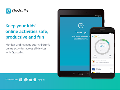 Qustodio Family - Parental Control & Screen Time Screenshot