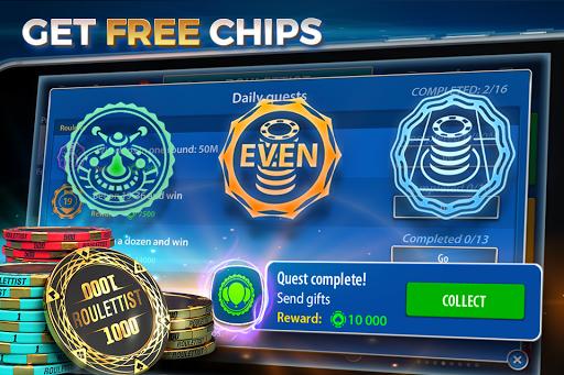 Casino Roulette: Roulettist 16.15.0 screenshots 3