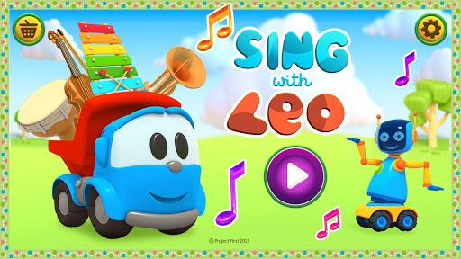 Leo the Truck: Nursery Rhymes Songs for Babies 1.0.55 screenshots 1