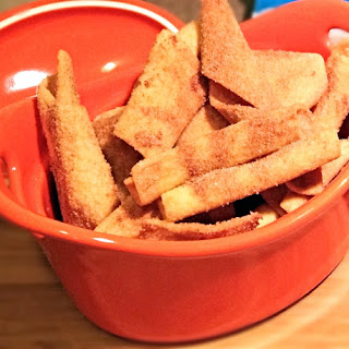 Cinnamon Sugar Lasagne Crisps Recipe