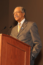 "Photo: ""The Witness"" and Banquet Keynote Speaker the Rev. Samuel Kyles of Memphis, Tennessee"