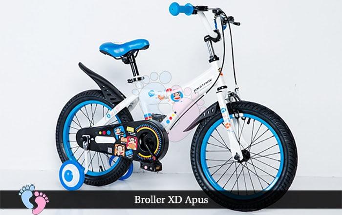 Xe đạp cho bé Broller XD Apus 7