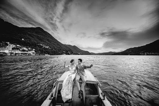 Wedding photographer Cristiano Ostinelli (ostinelli). Photo of 19.09.2016