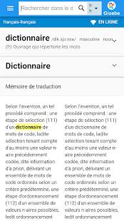 Français-Français Dictionnaire - náhled