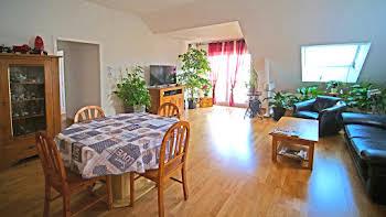 Appartement 3 pièces 73,86 m2