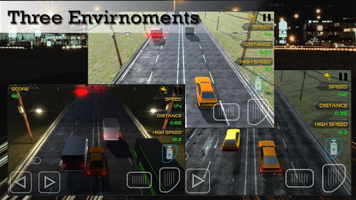 Traffic Racing Engineer  for PC