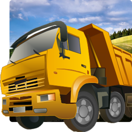 Truck Driving Loader and Dump Racing
