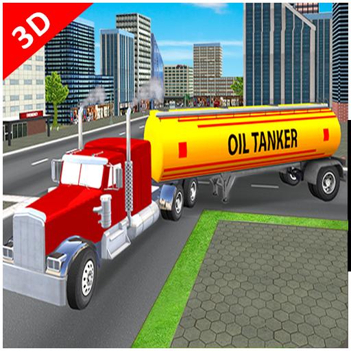 Oil Tanker City Fuel Cargo