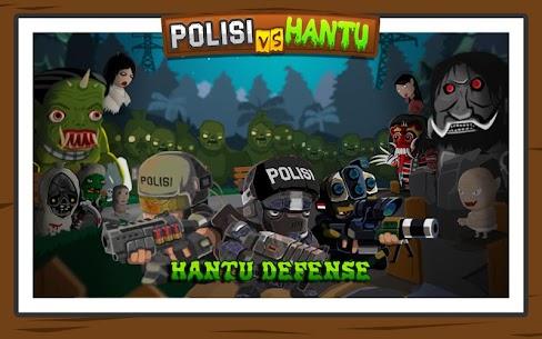 Polisi vs Hantu Pocong, Genderuwo, Tuyul – Defense 1.5 1