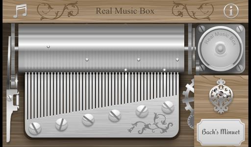 真正的音乐盒|玩音樂App免費|玩APPs