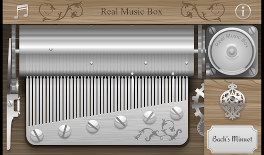 Real Music Box- screenshot thumbnail
