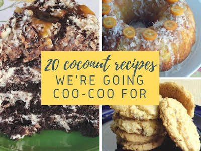 20 Coconut Recipes We're Going Coo-Coo For