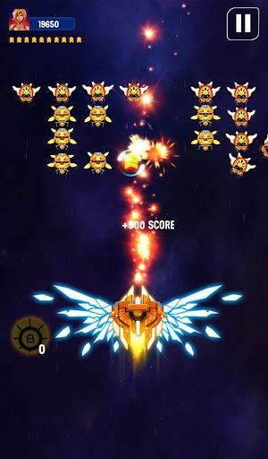 Space shooter - Galaxy attack - Galaxy shooter 1.423 screenshots 7