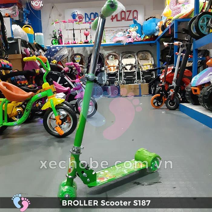 Xe trượt Scooter 4 bánh BROLLER S187 1