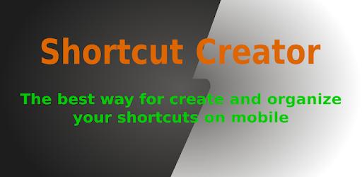 je gere ma carte Shortcut Creator – Applications sur Google Play