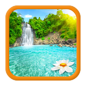 Waterfall Live Wallpapers Pro
