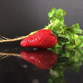 strawberry by Janette Ho - Food & Drink Fruits & Vegetables (  )