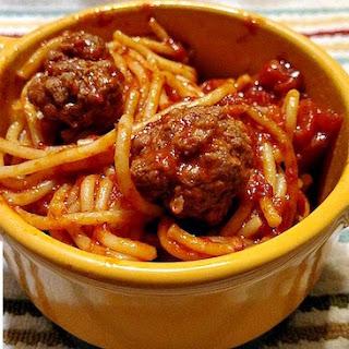 One Pot Spaghetti Ground Beef Recipes