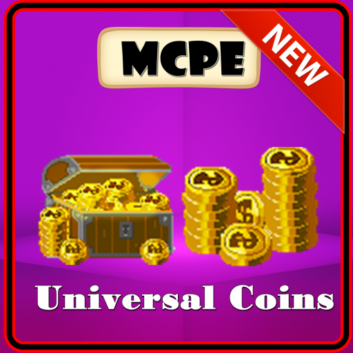 Universal Coins Mod For MCPE