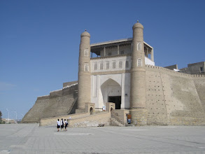 Photo: Bukhara - Ark