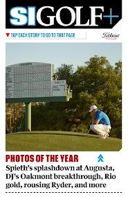SI Golf+ Digital- screenshot thumbnail