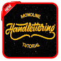 how to draw hand lettering APK icon