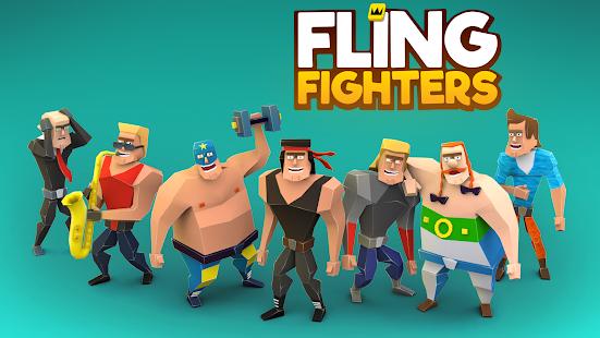 Fling Fighters - náhled
