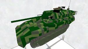 対戦車用軽装甲高威力戦車 20式対戦車用高威力戦車(変態兵器