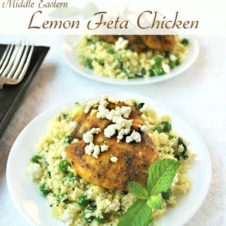 Lemon Chicken Middle Eastern Recipes