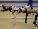 Claire Orcel a manqué son rendez-vous à l'Euro d'athlétisme indoor de Glasgow