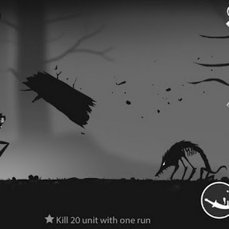 Stickman Run: Shadow Adventure v1.2.2 [Mod]