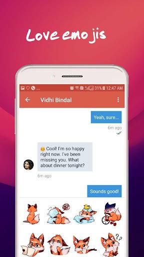 Free Dating App, Match Flirt & Chat - Dating Bunch 2.0 screenshots 5