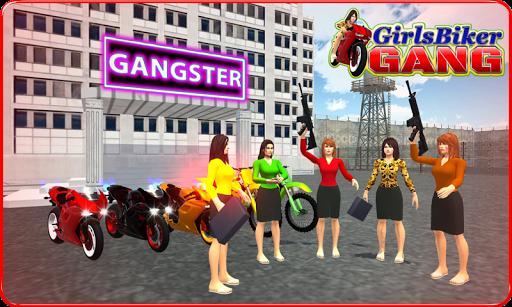 模擬必備免費app推薦|Girls Biker Gang 3D線上免付費app下載|3C達人阿輝的APP