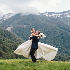 Wedding photographer Alina Nechaeva (nechaeva). Photo of 20.06.2016