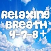 Relaxing Breath 4-7-8 Plus