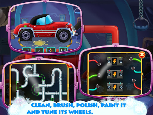 Car Wash & Pimp my Ride * Game for Kids & Toddlers 1.5 screenshots 9