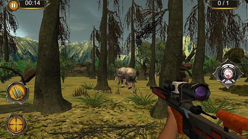 象ハンター3D
