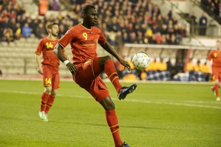 Benteke est concentré sur Aston Villa