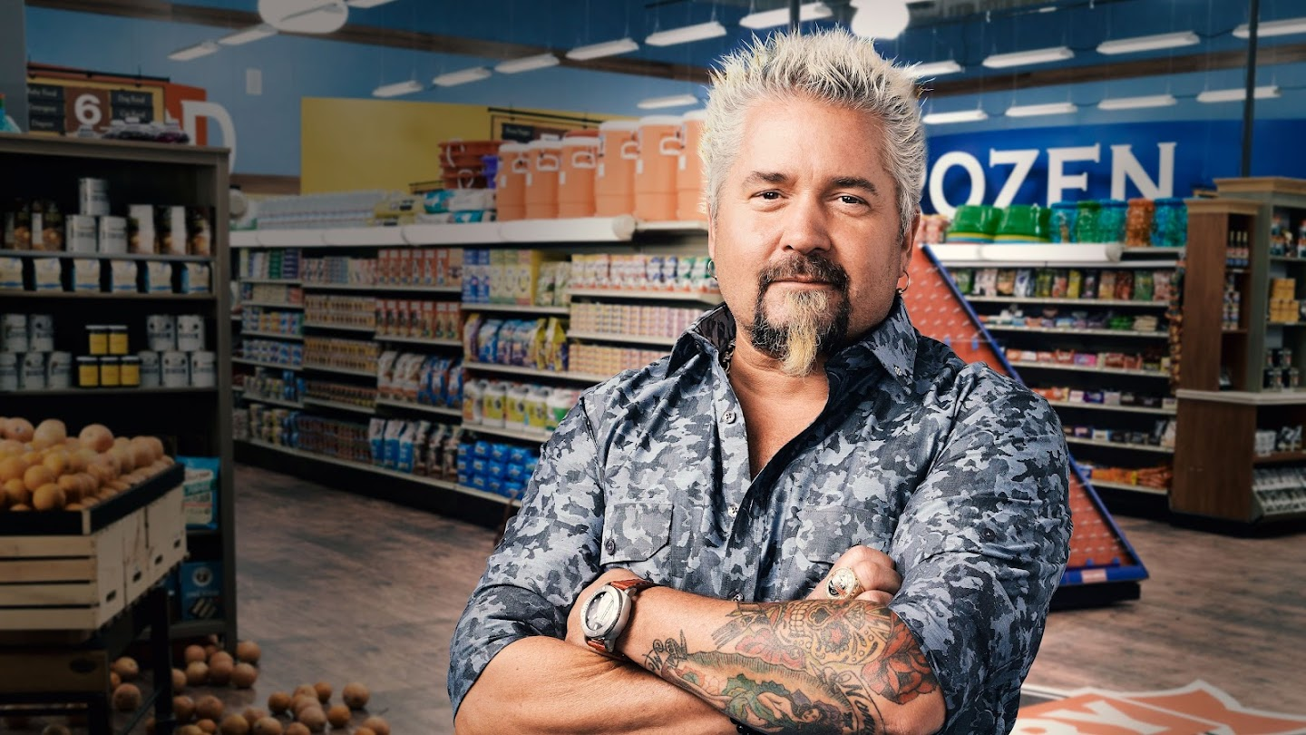Watch Guy's Grocery Games live