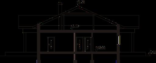 Arkadia 11 mb - Przekrój